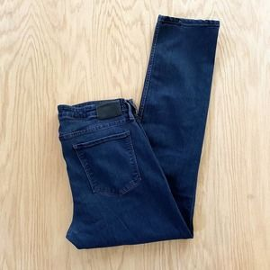 PAIGE Federal Denim Jeans 36 x 31 Medium Wash